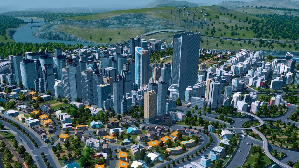 City Building Games Like SimCity - Games Similar to SimCity 7