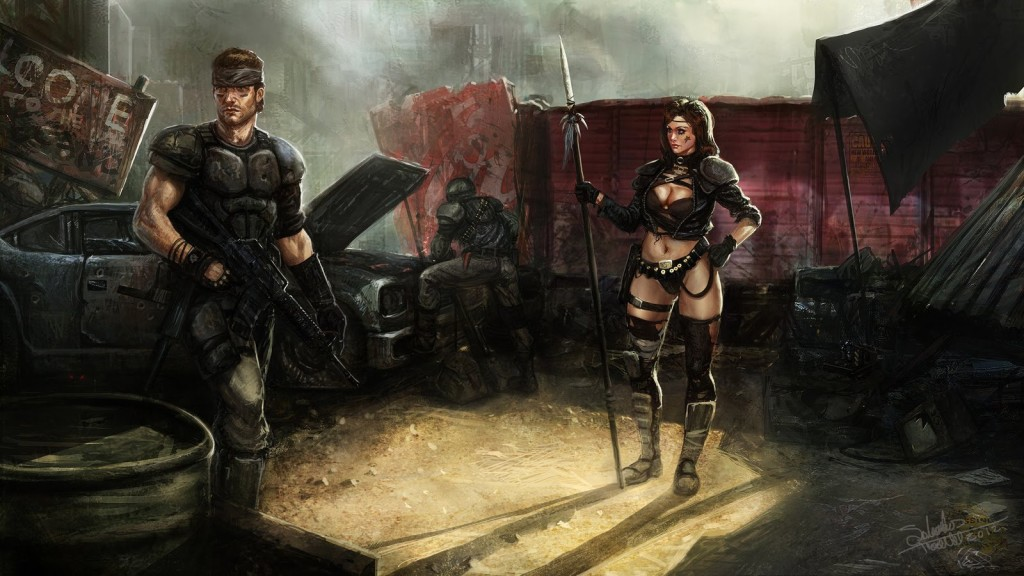 Games Like Fallout 4 More Similar Games to Fallout 4 6