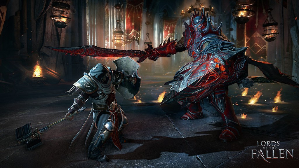 Games Like Bloodborne - Games Similar to Bloodborne - Very Hard Games Lords of the Fallen 3