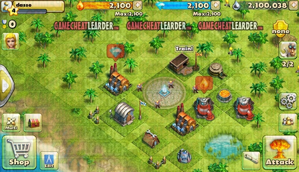 Games Like Boom Beach Battle Beach
