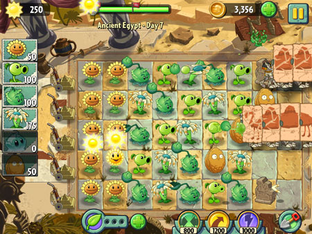 Games Like Boom Beach Plants vs Zombies 2
