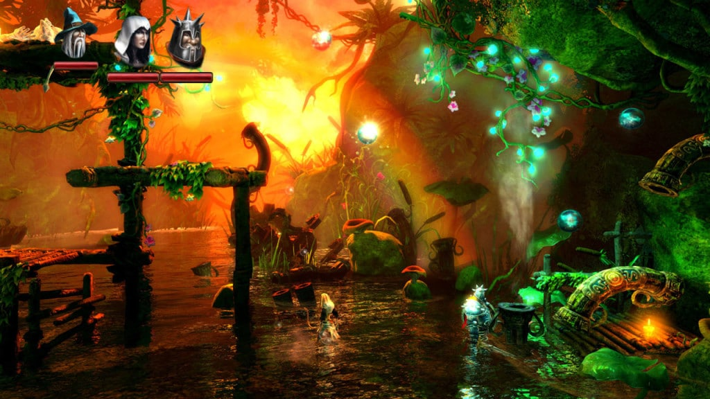 Games like Ori and the Blind Forest 1 - Similar Games to Ori and the Blind Forest - Trine Enchanted Edition