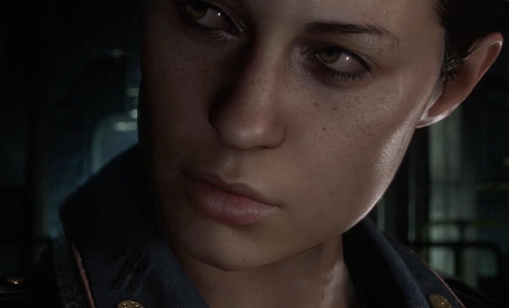 Kick-Ass Video Game Female Protagonists - Video Game Female Characters Amanda Ripley 9