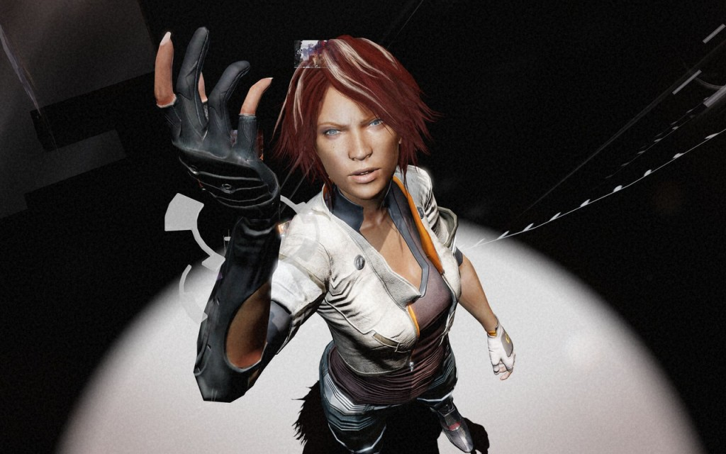 Kick-Ass Video Game Female Protagonists - Video Game Female Characters Nilin 10
