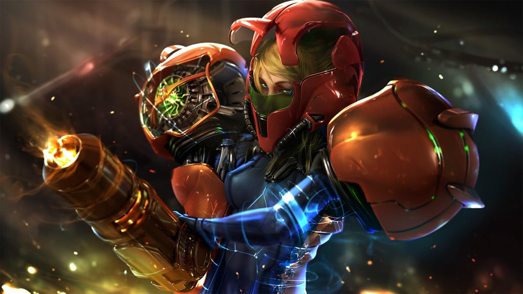 Kick-Ass Video Game Female Protagonists - Video Game Female Characters Samus Aran 8