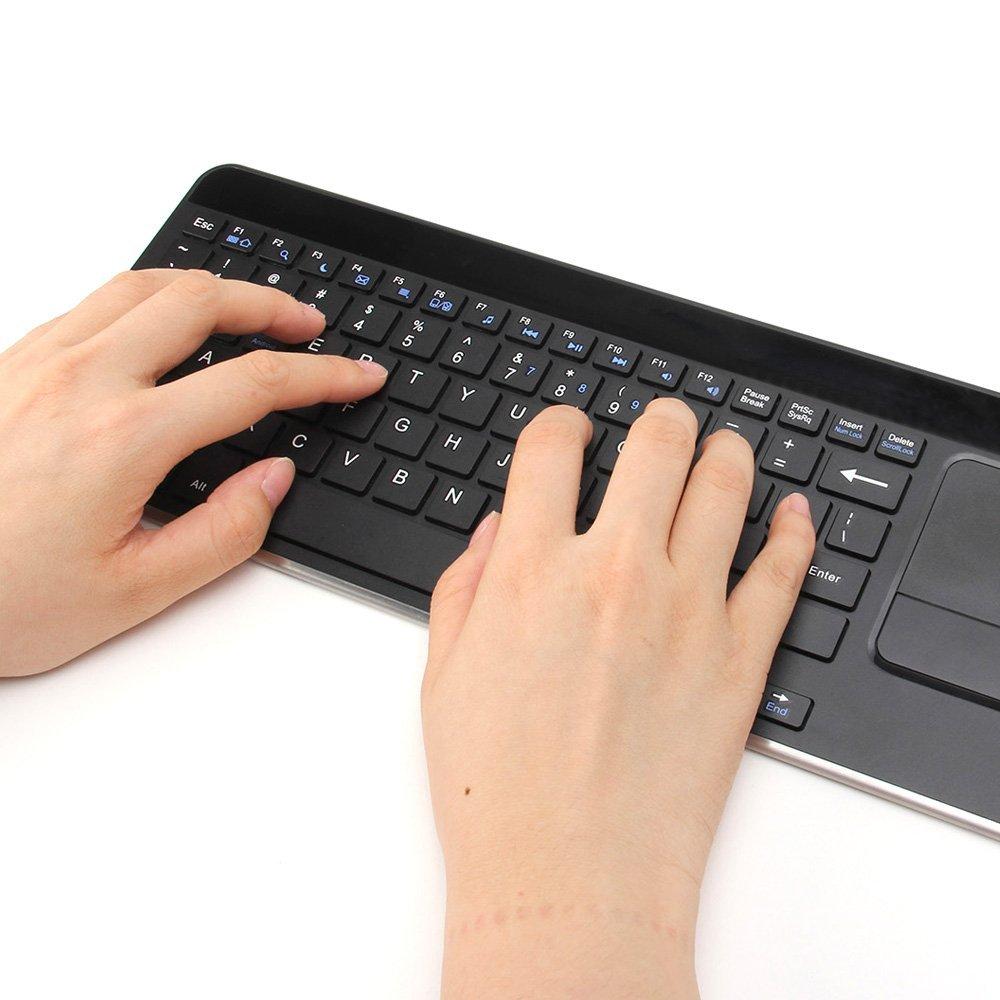 Best Wireless Keyboards GMYLE 2.4G Wireless Keyboard