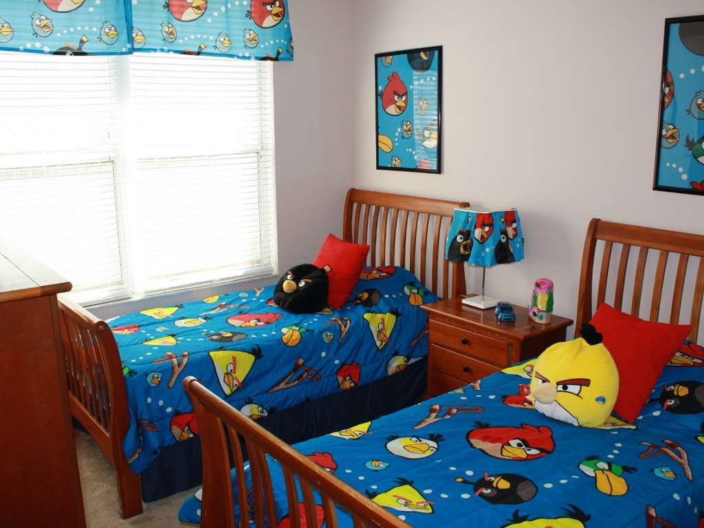 Best Video Game Rooms Theme Decors Design Angry Birds 2