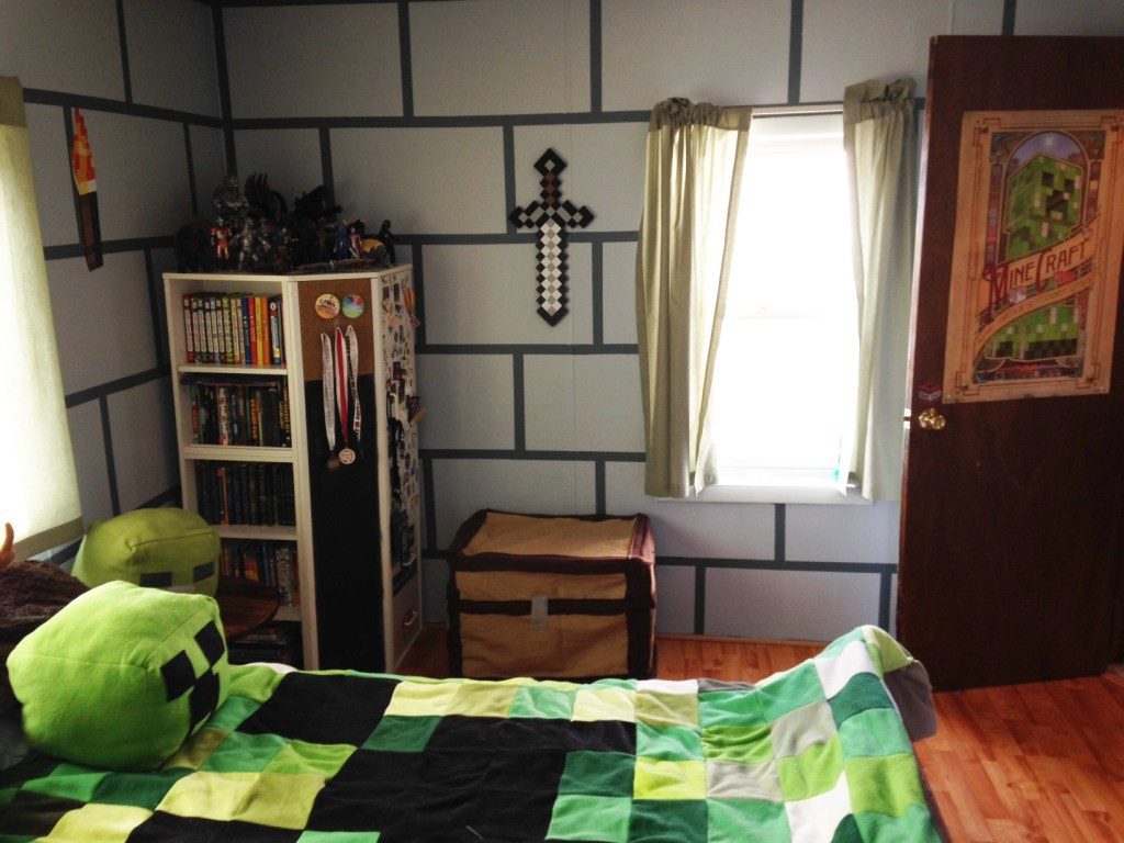 10 real life video game room decors that 39 ll amaze you for Fallout 4 bedroom ideas