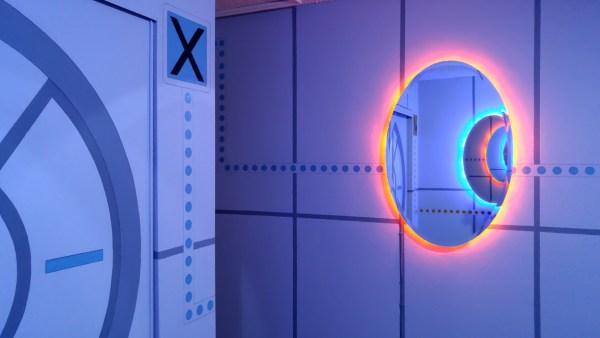 Best Video Game Rooms Theme Decors Designs Portal 3