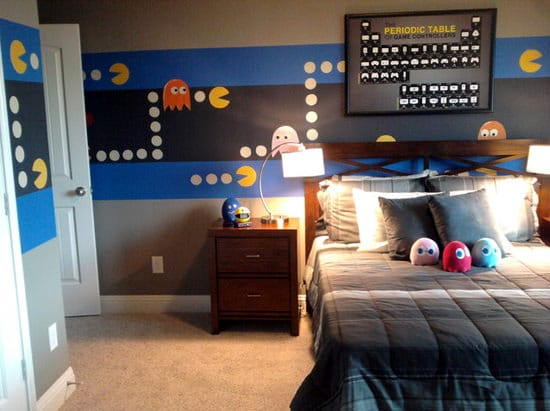 10 Real-Life Video Game Room Decors That'll Amaze You!