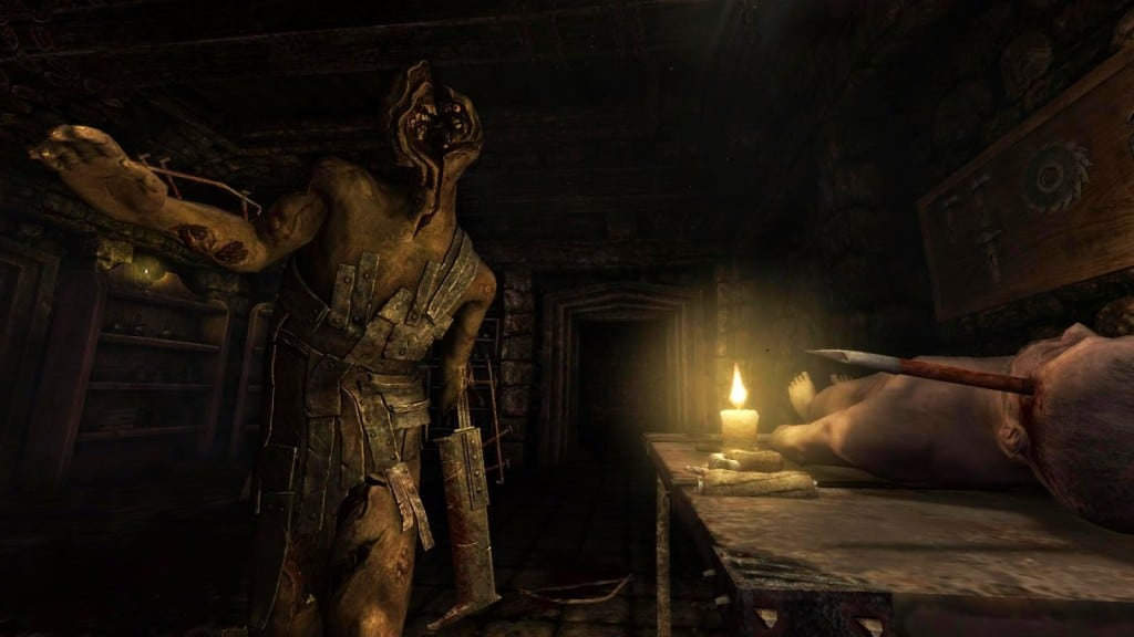 Games Like FNAF Five Nights at Freddy's Amnesia The Dark Descent