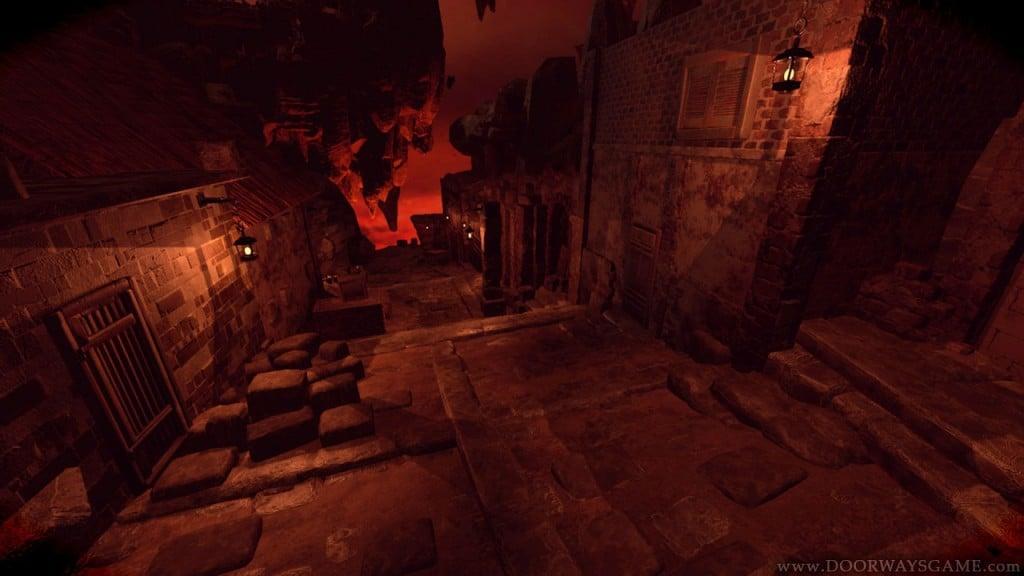 Games Like FNAF Five Nights at Freddy's Doorways Holy Mountains of Flesh