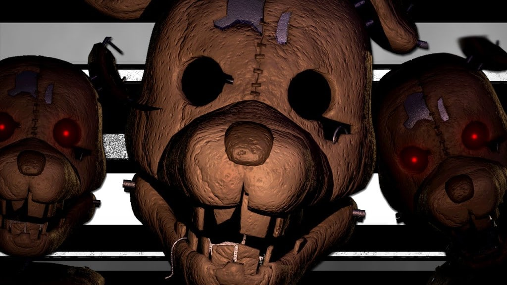 Games Like FNAF Five Nights at Freddy's Five Nights at Candy's
