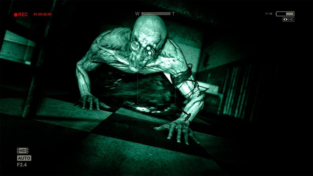 Games Like FNAF Five Nights at Freddy's Outlast