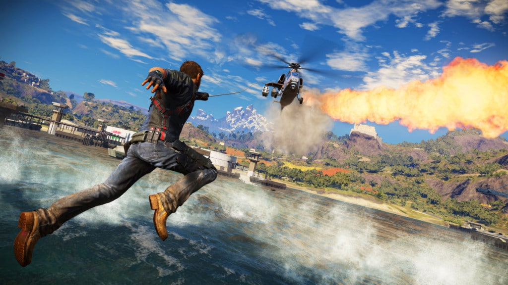 Games Like GTA V Grand Theft Auto Just Cause 3