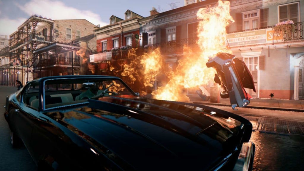 Games Like GTA V Grand Theft Auto Mafia 3