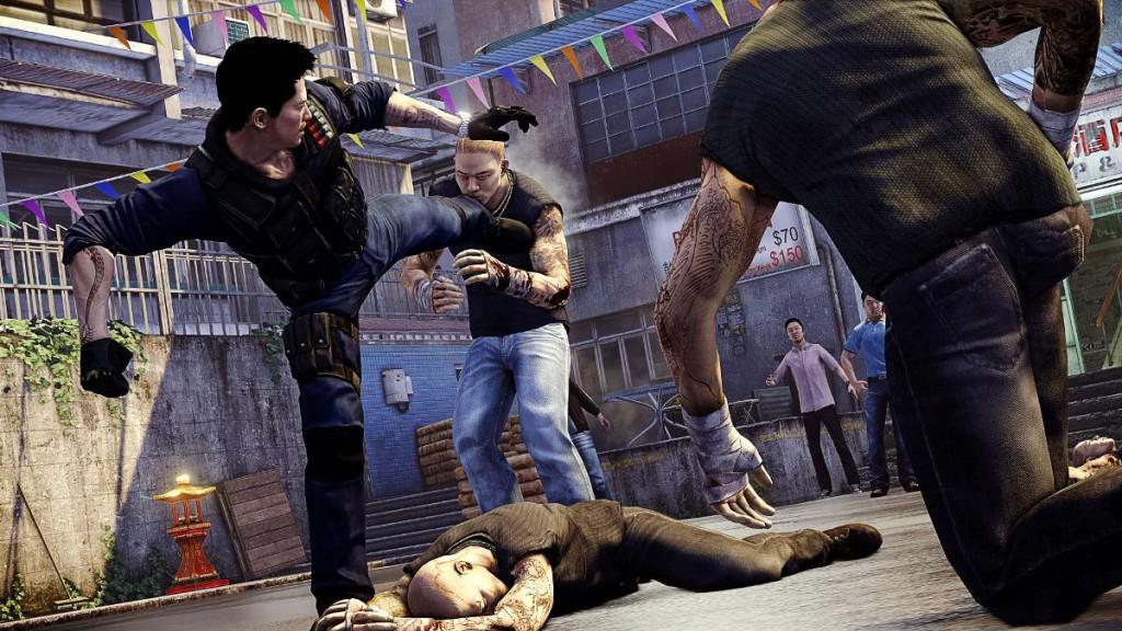 Games Like GTA V Grand Theft Auto Sleeping Dogs