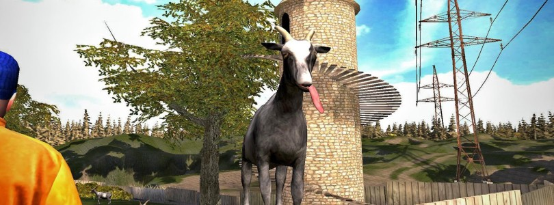 Games Like Goat Simulator