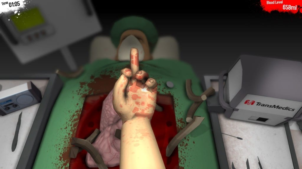 Games Like Goat Simulator Surgeon Simulator 2013