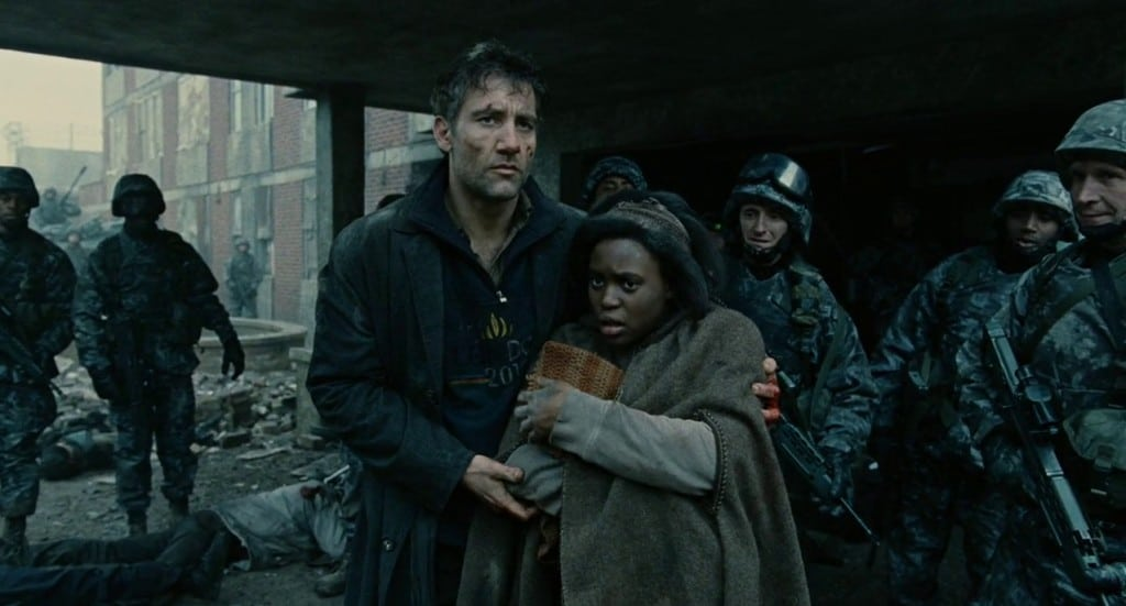 Movies Like Mad Max Fury Road Children of Men