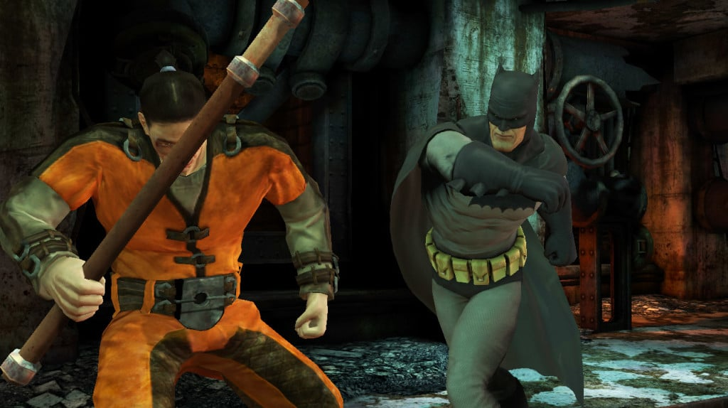Fighting Games Like Infinity Blade 3 Batman Arkham City Lockdown