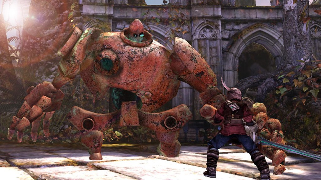 Fighting Games Like Infinity Blade 3 Horn
