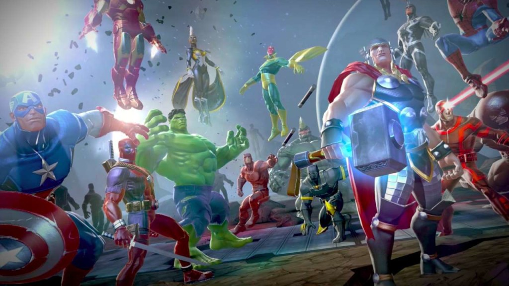 Fighting Games Like Infinity Blade 3 Marvel Contest Of Champions