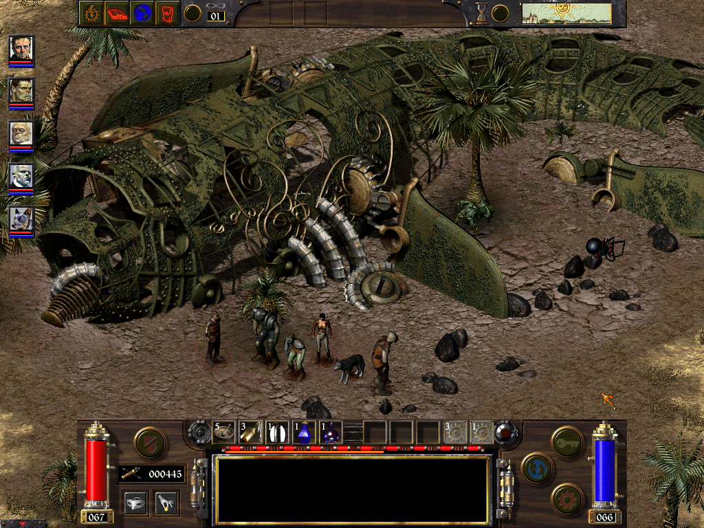 Games Like Baldur's Gate Similar To Arcanum