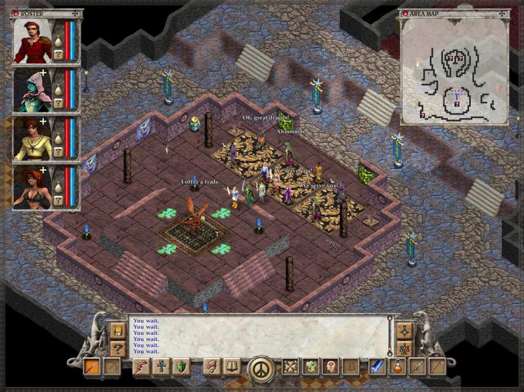 Games Like Baldur's Gate Similar To Avernum