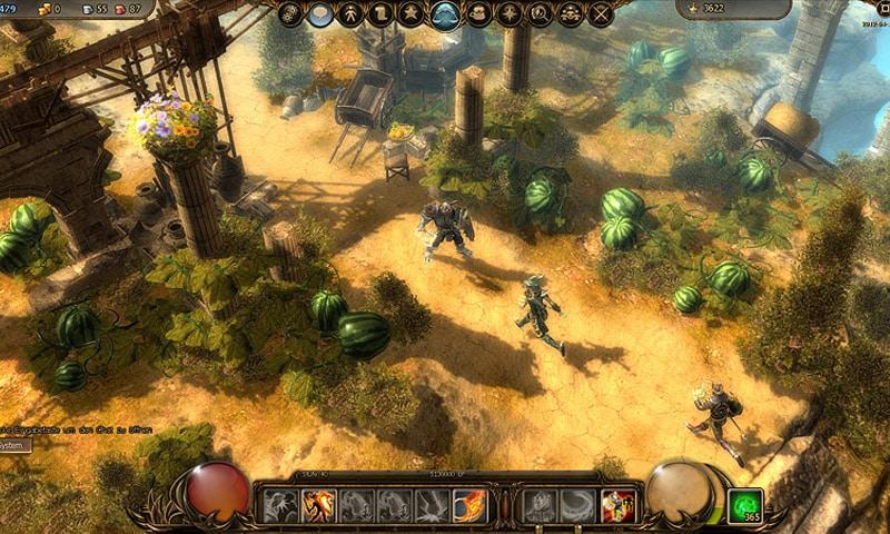 Games Like Baldur's Gate Similar To Drakensang