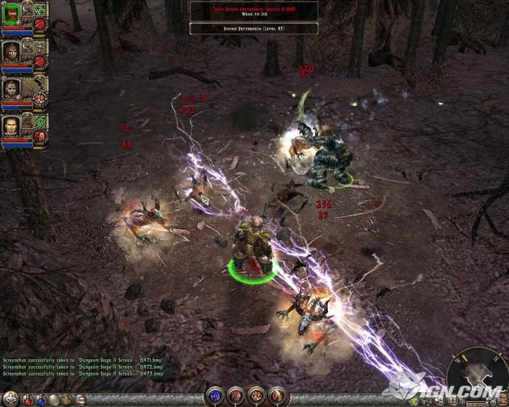 Games Like Baldur's Gate Similar To Dungeon Siege