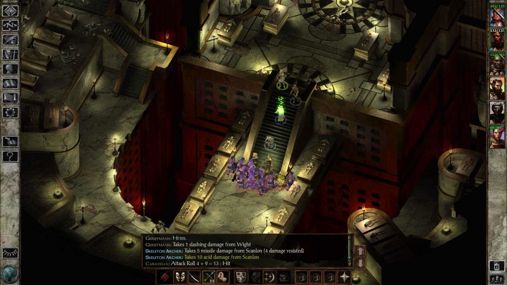 Games Like Baldur's Gate Similar To Icewind Dale