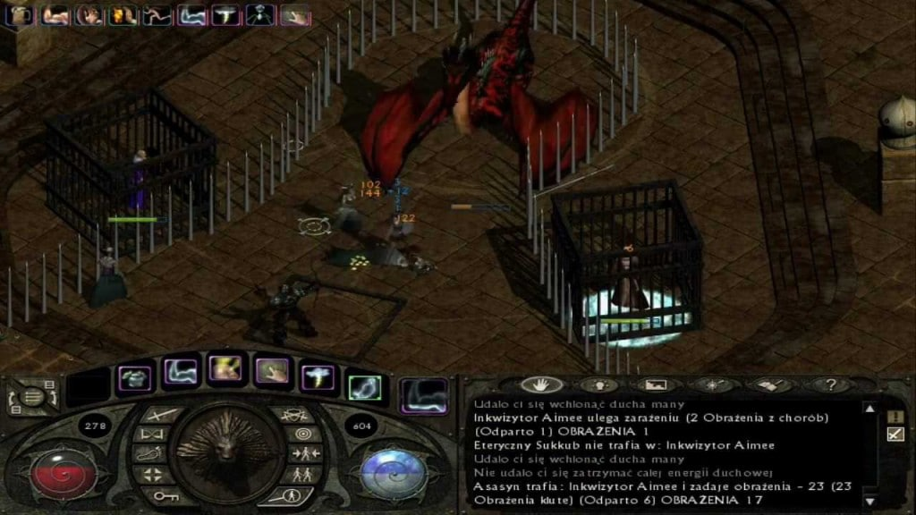 Games Like Baldur's Gate Similar To LionHeart Legacy of the Crusader