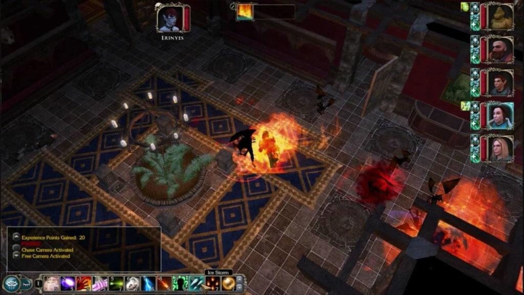 Games Like Baldur's Gate Similar To Neverwinter Nights