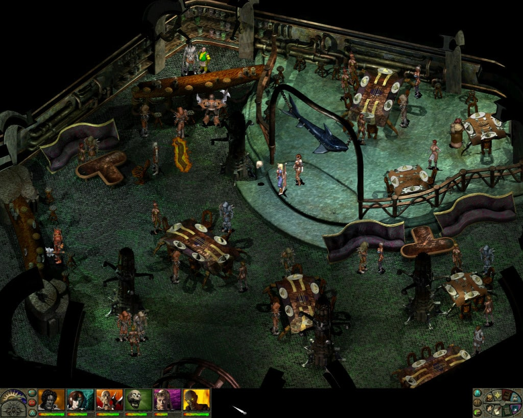 Games Like Baldur's Gate Similar To Planescape