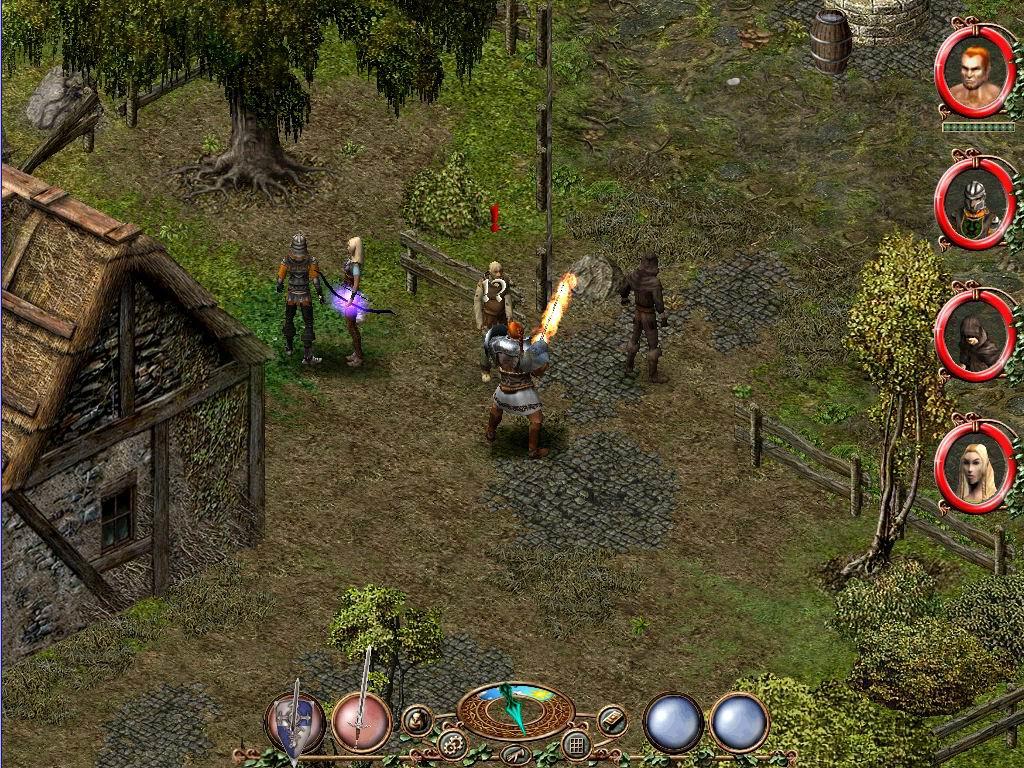 Games Like Baldur's Gate Similar To Sacred Gold