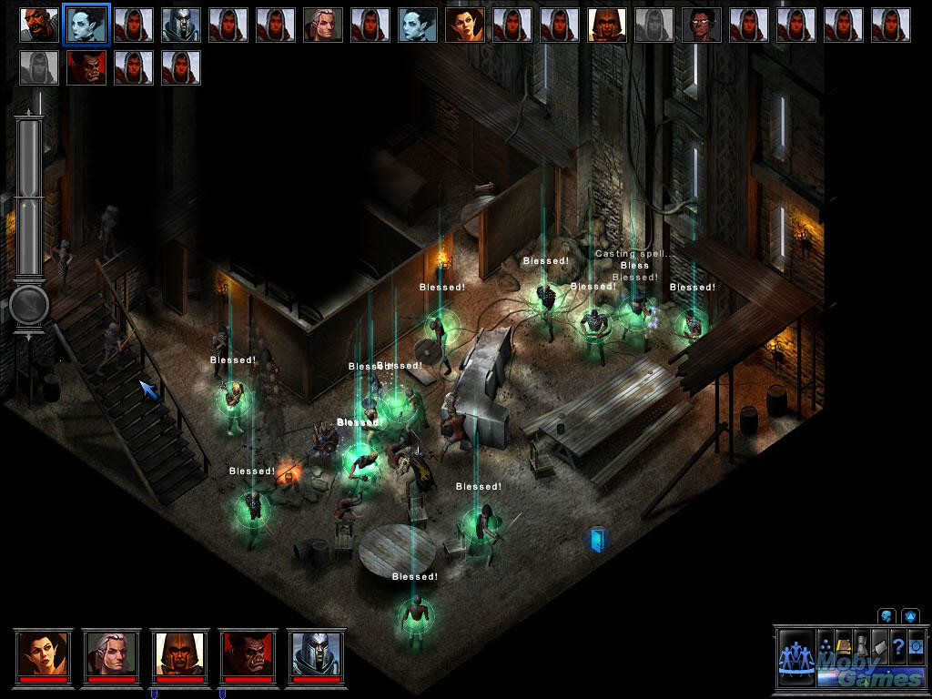 Games Like Baldur's Gate Similar To Temple of Elemental Evil