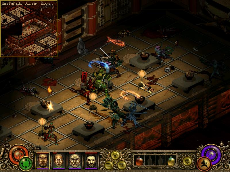 Games Like Baldur's Gate Similar To Throne of Darkness