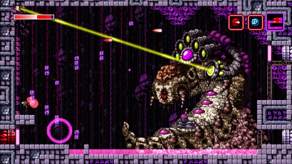 Games Like Undertale Axiom Verge