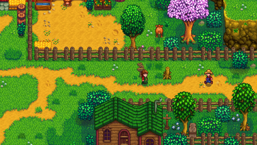 Games Like Undertale Stardew Valley