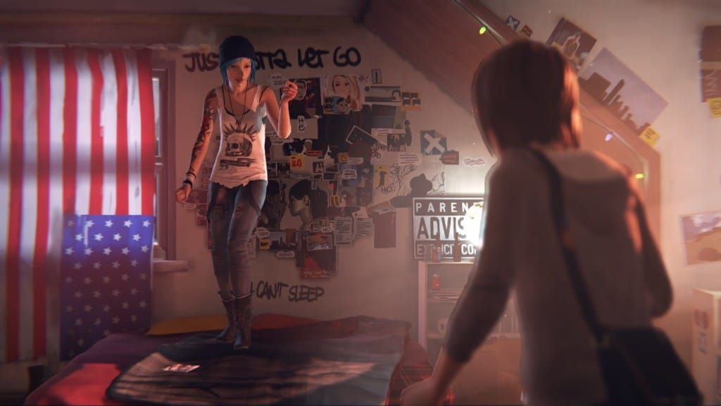Life Is Strange 2 Max Caulfield Chloe Price 8