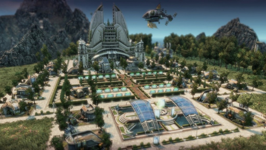 Real-Time Strategy Games Like Age of Empires Anno 2070