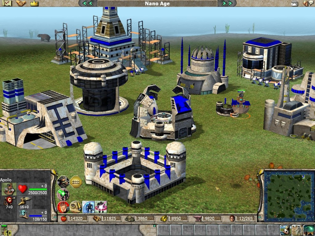 Real-Time Strategy Games Like Age of Empires Empire Earth 1