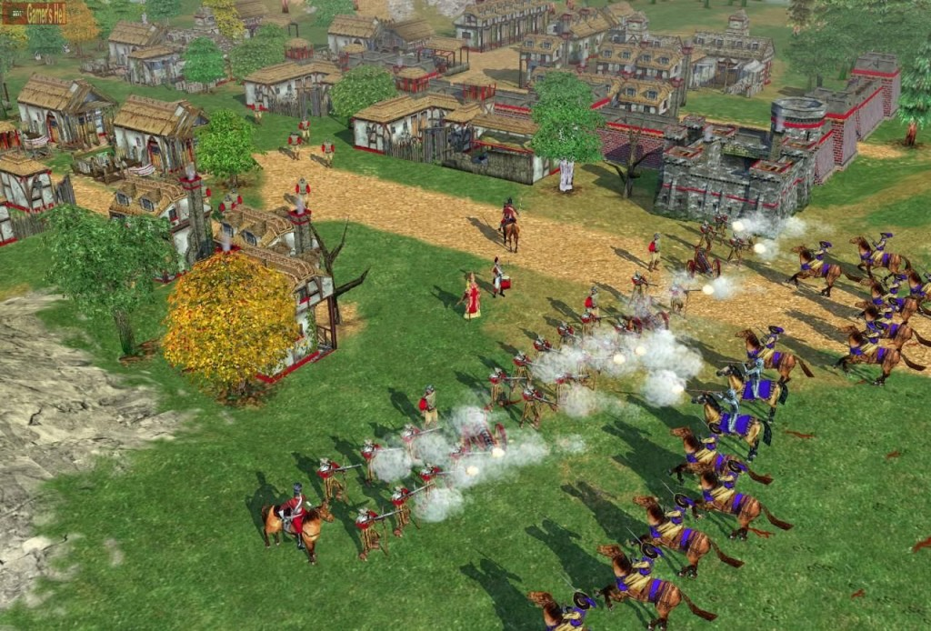 Real-Time Strategy Games Like Age of Empires Empires Dawn of the Modern World