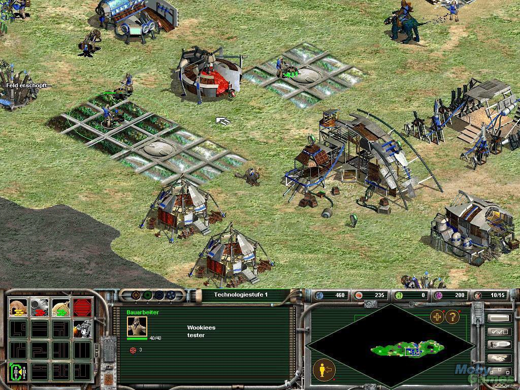Real-Time Strategy Games Like Age of Empires Empires Star Wars Galactic Battlegrounds