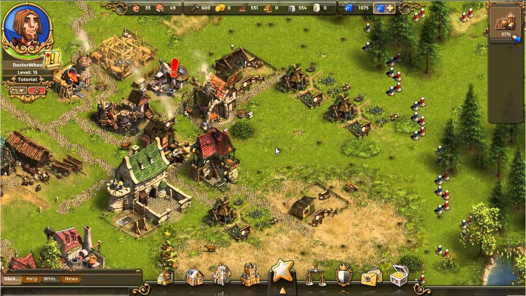 Real-Time Strategy Games Like Age of Empires The Settlers Online