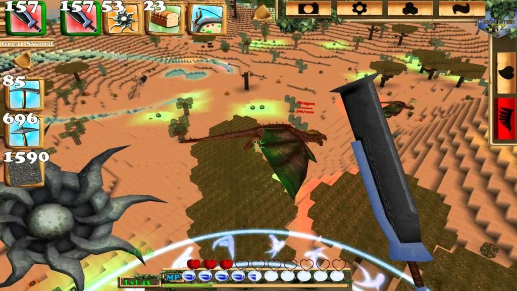 Sandbox Building Games Like Minecraft Block Story