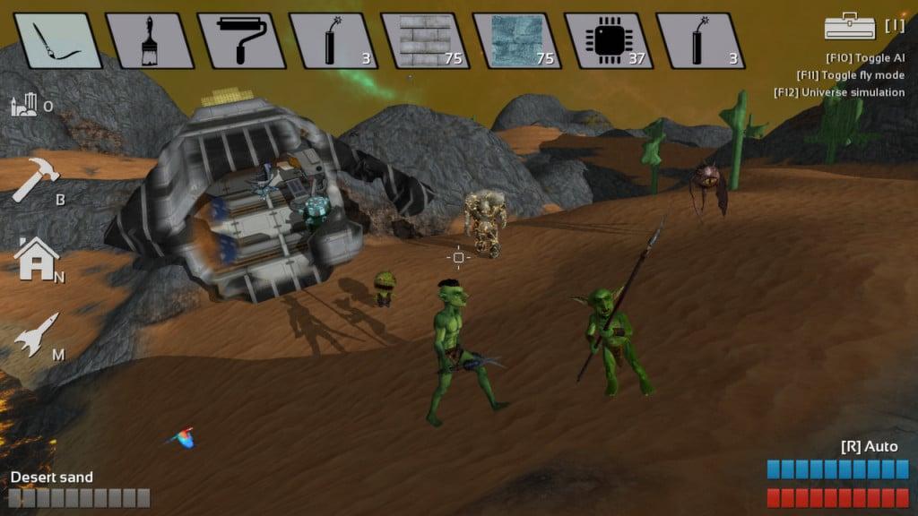 Sandbox Building Games Like Minecraft Masterspace