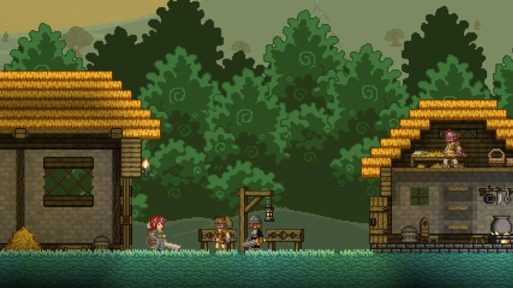 Sandbox Building Games Like Minecraft Starbound