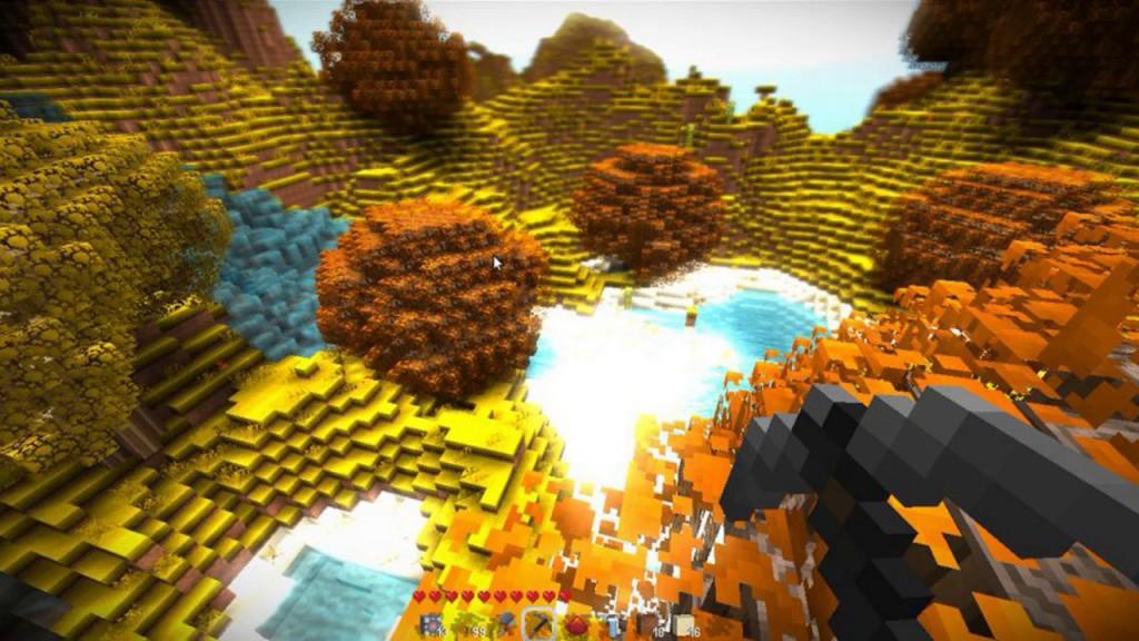 Sandbox Building Games Like Minecraft Terasology